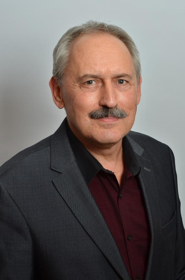 Mayor of Levice RNDr. Ján Krtík